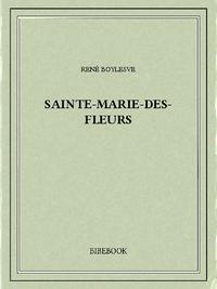 Sainte-Marie-des-Fleurs