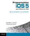 Livre numérique Programmation iOS 5 pour iPhone et iPad