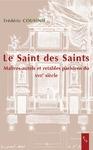 Livre numérique Le saint des saints