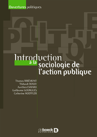 Introduction ? la sociologie de l'action publique