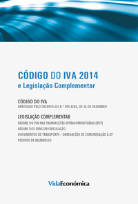 C?digo do IVA 2014