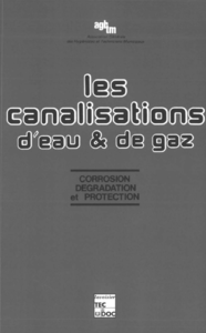 Livre numérique Les canalisations d'eau et de gaz : corrosion, dégradation et protection