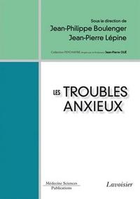 Livre numérique Les troubles anxieux