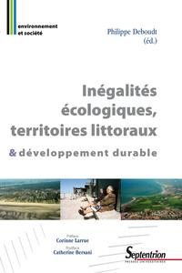 Livre numérique Inégalités écologiques, territoires littoraux & développement durable