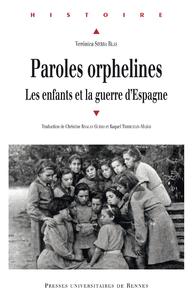 Livre numérique Paroles orphelines