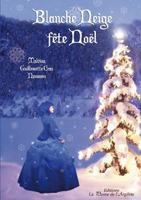 Blanche Neige fête Noël