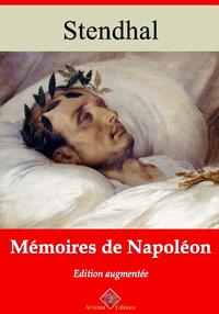 Mémoires sur Napoléon – suivi d'annexes, Nouvelle édition 2019