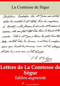 Lettres de La Comtesse de Ségur – suivi d'annexes