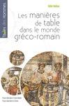 Livre numérique Les manières de table dans le monde gréco-romain