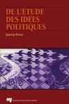 Livre numérique De l'étude des idées politiques