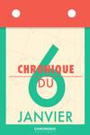Livre numérique Chronique du 6  janvier