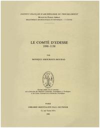 Le Comté d'Édesse (1098-1150)