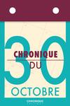 Livre numérique Chronique du 30 octobre