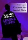 Livre numérique Arsène Lupin, L'Homme à la peau de bique