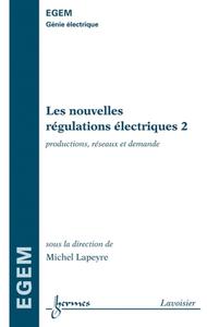 Livre numérique Les nouvelles régulations électriques 2