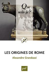 Les origines de Rome, « Que sais-je ? » n° 216