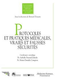 Livre numérique Protocoles et pratiques médicales