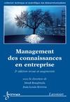 Livre numérique Management des connaissances en entreprise