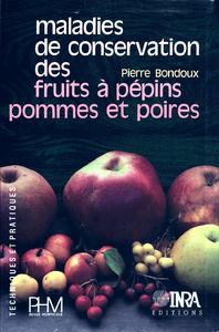 Maladies de conservation des fruits ? p?pins. Pommes et poires
