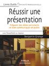 Livre numérique Réussir une présentation