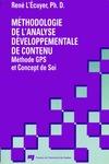 Livre numérique Méthodologie de l'analyse développementale de contenu