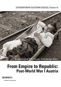 From Empire to Republic, Post-World War I Austria