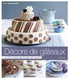 Livre numérique Décors de gâteaux