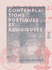 Contemplations poétiques et religieuses