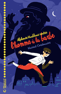 Livre numérique Alphonse Vaublanc contre l'Homme à la barbe