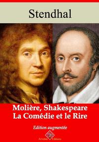 Molière, Shakespeare, lacomédieet lerire ? suivi d'annexes, Nouvelle édition 2019