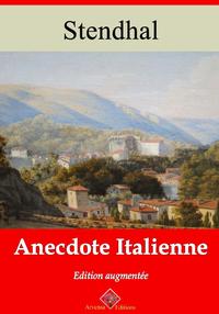Anecdote italienne – suivi d'annexes