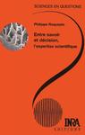 Livre numérique Entre savoir et décision, l'expertise scientifique