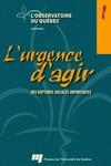 Livre numérique L'urgence d'agir, volume 1