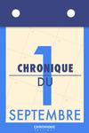 Livre numérique Chronique du 1er septembre