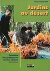 Livre numérique Jardins au désert