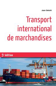 Livre numérique Transport international de marchandises