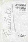 Livre numérique La conquête de l'Amérique espagnole et la question du droit