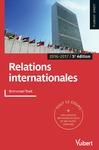 Livre numérique Relations internationales