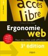 Livre numérique Ergonomie web