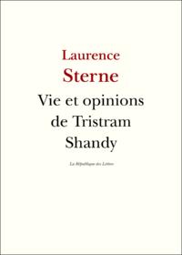 Livre numérique Vie et opinions de Tristram Shandy