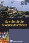 Livre numérique Épistémologie des études touristiques