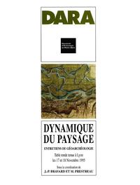Livre numérique Dynamique du paysage