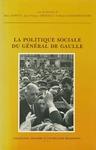 Livre numérique La politique sociale du général de Gaulle