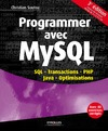 Livre numérique Programmer avec MySQL