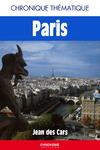 Livre numérique Chronique de Paris