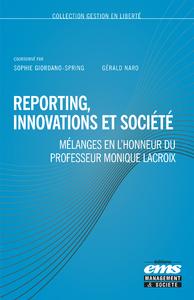 Livre numérique Reporting, innovations et société