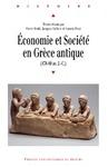 Livre numérique Économie et société en Grèce antique