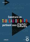 Livre numérique Construire un tableau de bord pertinent sous Excel