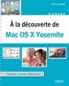 Livre numérique A la découverte de Mac OS X Yosemite