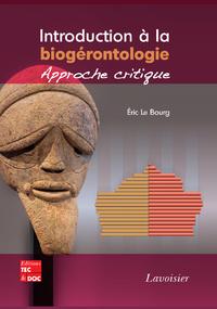Livre numérique Introduction à la biogérontologie : approche critique